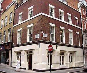 John Rocha - Shop of John Rocha housed in a former pub in Mayfair, London (2008)