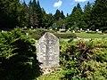 Dukelský priesmyk, vojnový cintorín.JPG