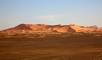 Erg Chebbi - Image: Dunes de Merzouga