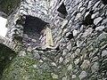 Dunskey Castle - interior (33301510416).jpg