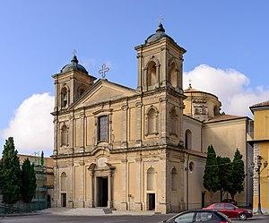 Leoluca - Image: Duomo Santa Maria Maggiore Vibo Valentia Calabria Italy July 21st 2013 03