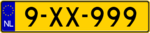 Dutch plate yellow NL code 13.png