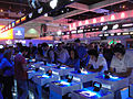 E3 Expo 2012 - Sony Playstation booth - PS Vita (7640586630).jpg