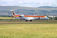 EC-LKF - CRJX - Air Nostrum