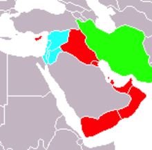 Diocese of Egypt and North Africa   Diocese of Jerusalem   Diocese of Cyprus and the Persian Gulf   Diocese of Iran
