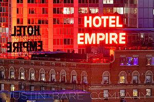 The Empire Hotel (New York City) - The Empire Hotel