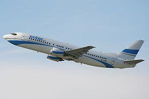 Boeing 737 - самый популярный в мире узкофюзеляжный реактивный пассажирский самолёт.  Boeing 737 является самым...