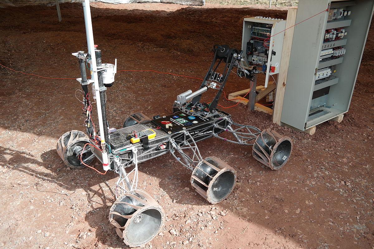 mars rover wheels design - photo #29