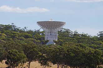 New Norcia, Western Australia - European Space Agency – New Norcia Station