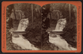 Eagle Fall, lower view, Havana Glen, by Gates, G. F. (George F.).png