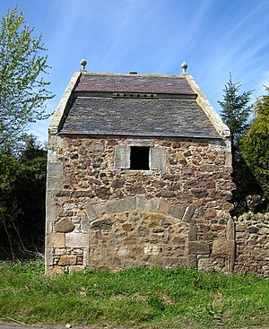 East Fortune - Image: East Fortune House Doocot