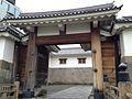 East Gate (Koraimon Gate) of Sumpu Castle 2.JPG