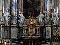 Ebrach, Kloster Ebrach, Altar of the Assumption 002.JPG