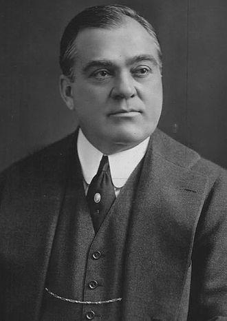 Ed Barrow - Barrow in 1903