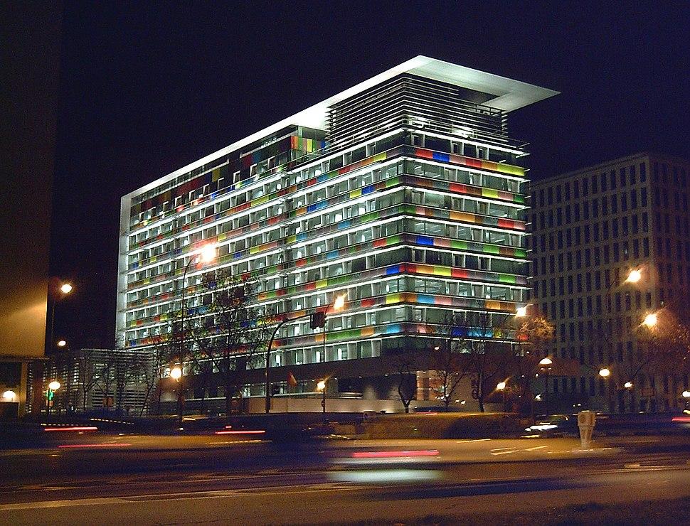 Edificio del I.N.E. (Madrid) 01