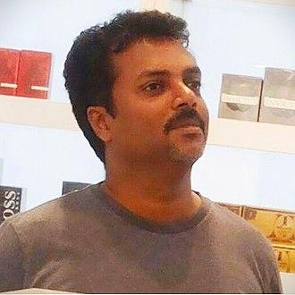 Manoj (film editor) - Image: Editor manoj