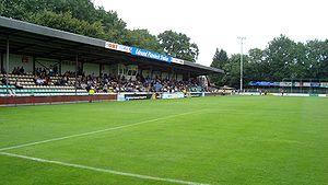 FC Eintracht Norderstedt 03 - Edmund-Plambeck-Stadion