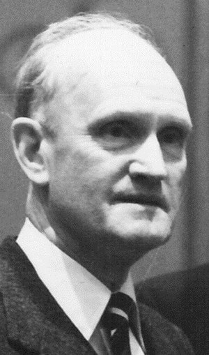 Edward Haskell - Edward F. Haskell in 1972