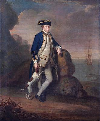 Earl of Longford - Edward Pakenham, 2nd Baron Longford, by Robert Hunter.