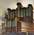 Eecke .- Orgue et tribune d'orgue de l'église Saint-Wulmar.jpg