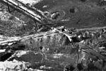 Effects of shore bombardement in Korea c1952.jpg