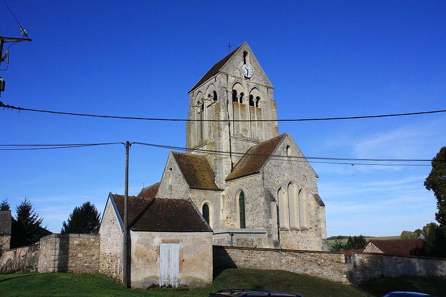Église Notre-Dame de Cierges