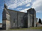 Eglise Saint-Pierre Ecurat 2013 lateral.JPG