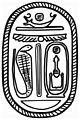 Egyptian - Scarab with a Ram's Head - Walters 4244 - Bottom.jpg
