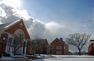 Episcopal High School (Alexandria, Virginia) - Image: Ehs chapel