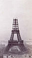 Eiffel Tower under construction (cropped), 1888-11-14.jpg