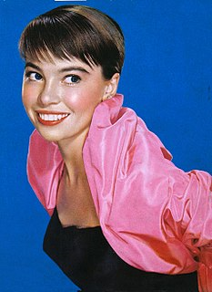 Leslie Caron French-American actress and dancer