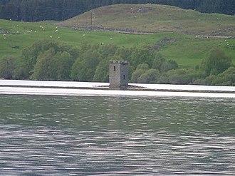 Clan Donnachaidh - Eilean nam Faoilaig was once held by the Robertsons