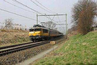Iron Rhine - Iron Rhine in the Netherlands