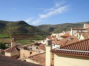 Ejulve - Image: Ejulve (Andorra Sierra de Arcos, Teruel, Aragón