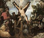 El martirio de San Serapio, de Juan de Roelas (Museo de Bellas Artes de Sevilla).JPG