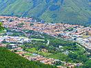El sur de la ciudad de Mérida (Venezuela).JPG