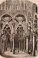 El viajero ilustrado, 1878 Mézquita de Córdoba. (3811367762).jpg