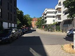 Elfriede-Lohse-Wächtler-Weg in Hamburg