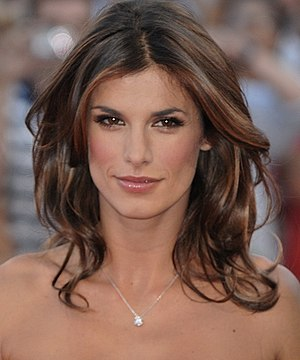 Elisabetta Canalis - Canalis at the 2009 Venice Film Festival