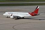 Embraer 190-100IGW 'N938TA' TACA (39560265134).jpg