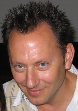 Michael Emerson op het Internationale filmfestival van Hawaii in 2006.