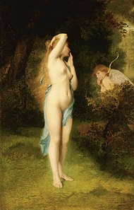 Emile Levy - Venus and Cupid - 1862.jpg