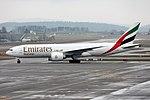 Emirates SkyCargo Boeing 777-F1H A6-EFE (22978518729).jpg