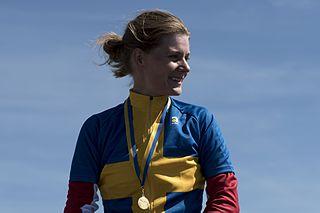 Emma Johansson Swedish cyclist