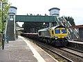 Engineers train at Llandaff (geograph 5487531).jpg