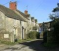 Entrance to Home Farm, Biddestone - geograph.org.uk - 1763133.jpg