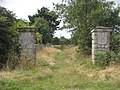 Entrance to King George V Field at Madron - geograph.org.uk - 1416962.jpg