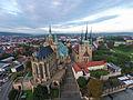 Erfurter Dom von Oben 07.jpg