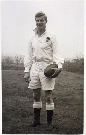 Eric Evans (rugby union) - Eric Evans