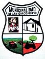 Escudo de San Ignacio, Misiones, Paraguay.JPG